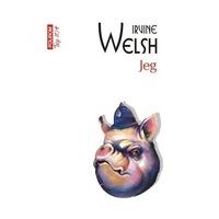 Jeg (Top 10) - Irvine Welsh, román nyelvű köny