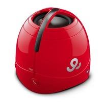 Boxa portabila bluetooth Go Gear Sound Home GPS1500,microfon incorporat,culoarea rosie