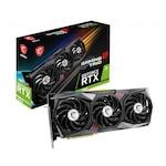 Placa video MSI GeForce® RTX™ 3060 GAMING X TRIO, 12GB GDDR6, 192-bit