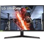 "LG UltraGear 27GN800-B Gamer Monitor, 27"", IPS, WQHD, 2560x1440, 144 Hz, 1ms, FreeSync, HDR10, HDMI, DP"