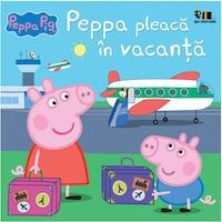 Peppa Pig: Peppa pleaca in vacanta, Neville Astley si Mark Baker