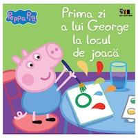 Peppa Pig: Prima zi a lui George la locul de joaca, Neville Astley si Mark Baker