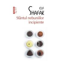 Sfântul nebuniilor incipiente, Elif Shafak, román nyelvű köny