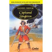 Capitanul Singleton - Editia 2015 - Daniel Defoe, román nyelvű könyv