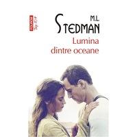 Lumina dintre oceane, M.L. Stedman, TOP 10+, román nyelvű köny