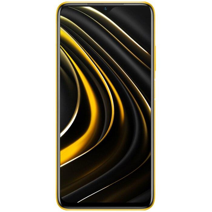 Fotografie Telefon mobil POCO M3, Dual SIM, 64GB, 4G, Yellow