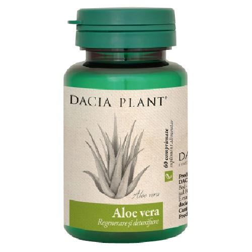 dacia plant aloe detoxifiere si regenerare)