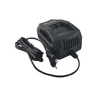Riwall Pro RAC 220 akkumulátor töltő 20 V 2,5 A