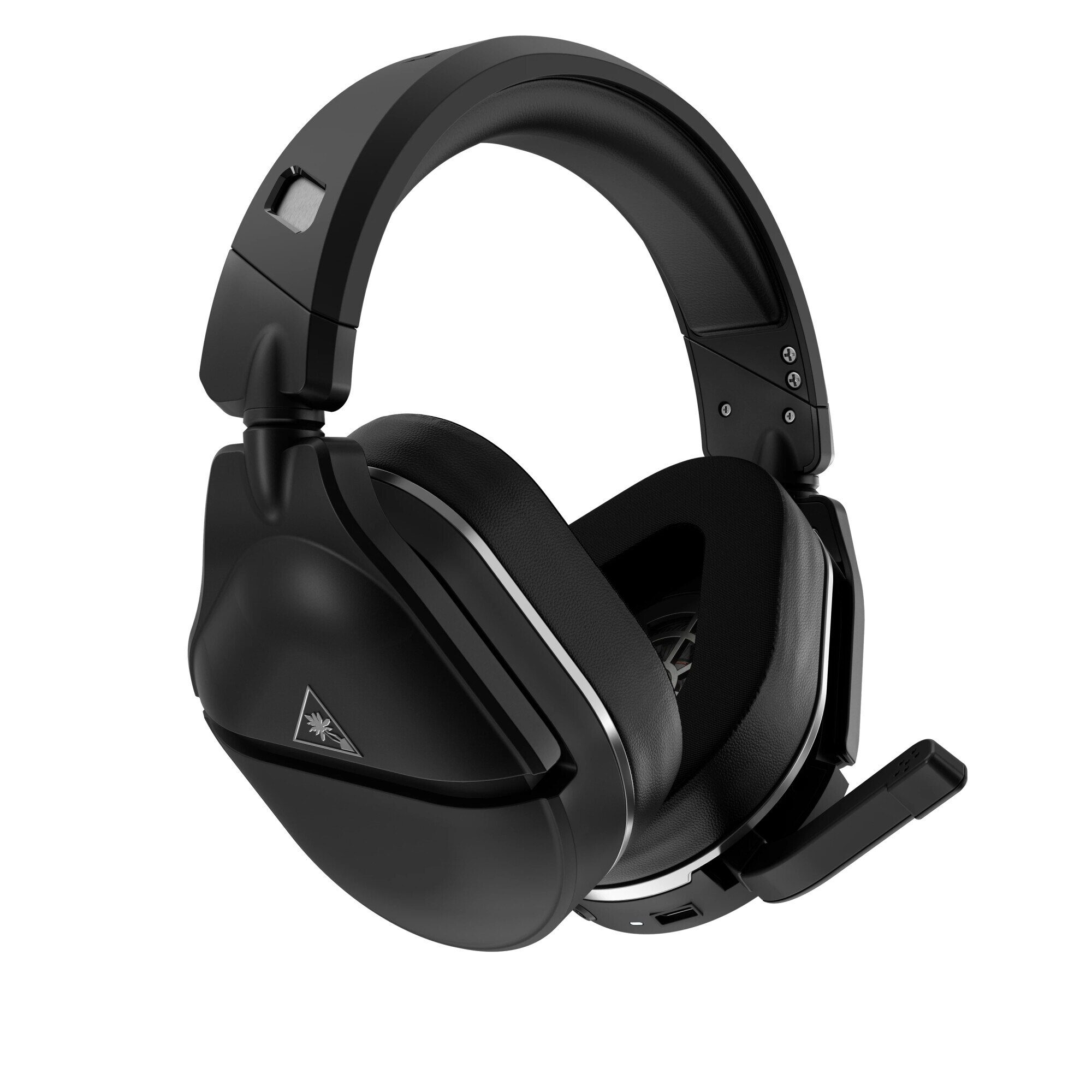 Fotografie Casti gaming wireless TurtleBeach Stealth 700 Gen. 2, PS5, PS4, multiplatforma, Bluetooth, Negru
