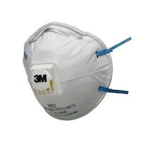 Защитна маска за лице 3M Cupped 8822 FFP2, Еднократна употреба,10 броя