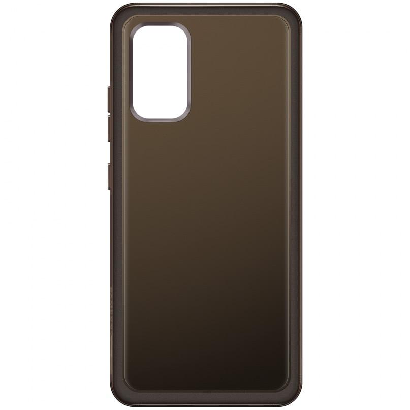 Fotografie Husa de protectie Samsung Soft Clear Cover pentru A32, Black