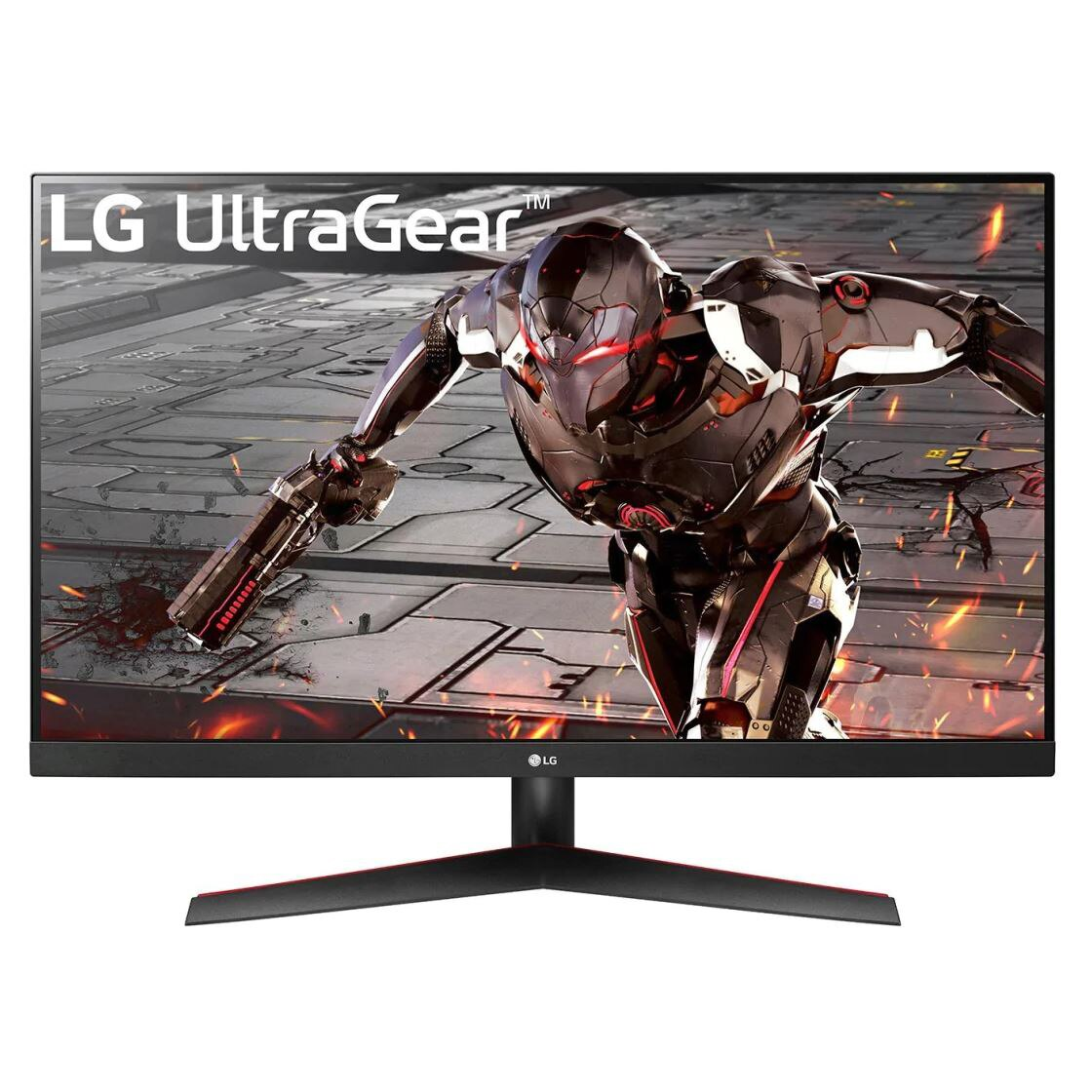 Fotografie Monitor Gaming LED VA LG UltraGear 31.5', QHD, 165Hz, 1ms, HDR10, FreeSync, Display Port, HDMI, 32GN600