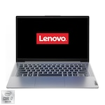 "Laptop Lenovo ultraportabil IdeaPad 5 14IIL05 cu procesor Intel Core i7-1065G7 pana la 3.90 GHz, 14"", Full HD, 8GB, 512GB SSD, Intel Iris Plus Graphics, Free DOS, Platinum Grey"