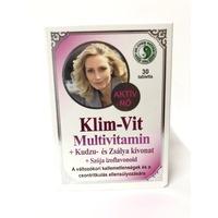 Dr. Chen Klim-Vit 50+ Multivitmin tabletta