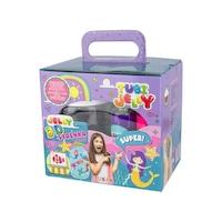 Robentoys® Tubi Jelly 3D Készlet Színezés, 6 szín, sziréna