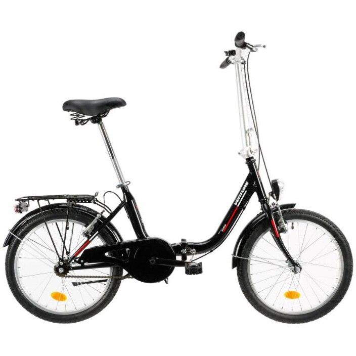 Fotografie Bicicleta Pliabila Venture 2090 - 20 Inch, Negru