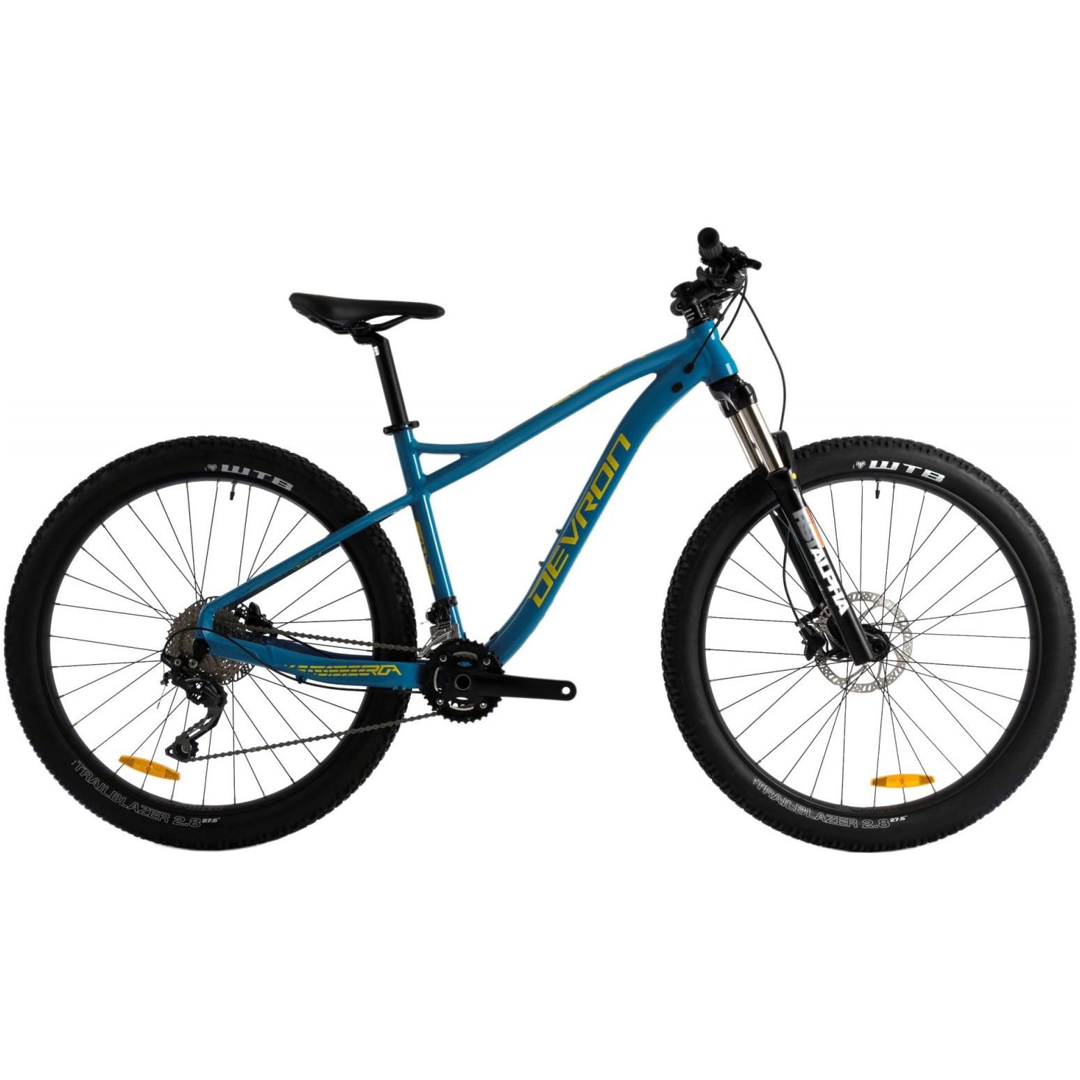 Fotografie Bicicleta Mtb Devron Zerga Uni 1.7 - 27.5 Inch, L, Albastru