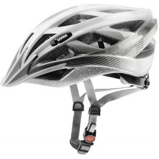 Fotografie Casca ciclism Uvex Xenova White/Dark Silver, 52-57cm