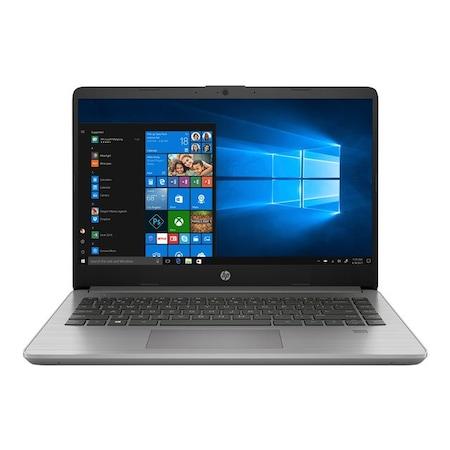 "Лаптоп HP 340S G7, 131R3EA#AKS.1TBSSD, 14"", Intel Core i5-1035G1 (4-ядрен), Intel UHD Graphics 620, 8GB 2666MHz (1x8GB) DDR4, сив"