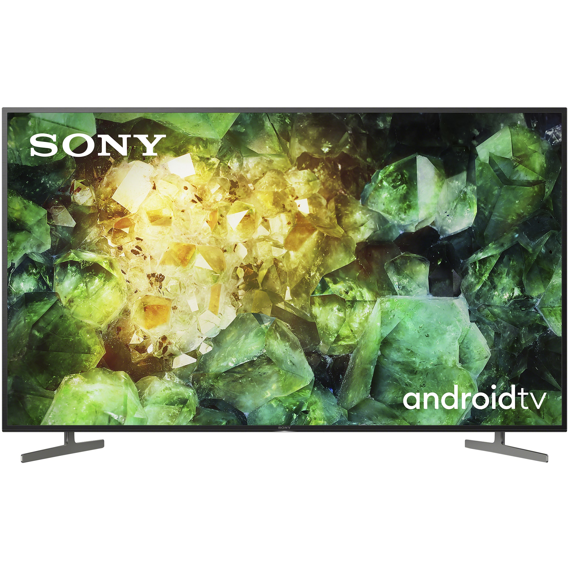 Fotografie Televizor Sony 55XH8196, 138.8 cm, Smart Android, 4K Ultra HD, LED, Clasa G