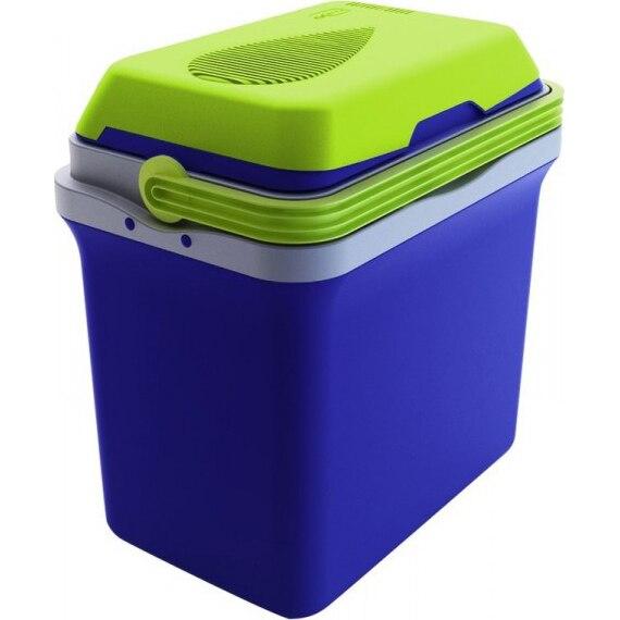 Fotografie Lada frigorifica electrica 12/230V Gio'Style Bravo, 21 litri, Albastru/Verde