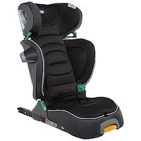 Столче за кола I-Size Isofix Chicco Fold&Go Black, 100-150 см, Черен