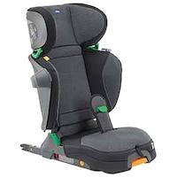 Столче за кола I-Size Isofix Chicco Fold&Go Ombra, 100-150 см, Сив