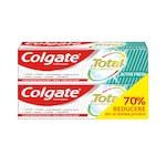 Промо пакет: Паста за зъби Colgate Total Active Fresh, 100 мл x 2 бр