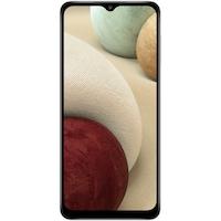 Samsung Galaxy A12 Mobiltelefon, Kártyafüggetlen, Dual SIM, 32GB, Fehér