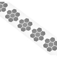 Hőátadó fényvisszaverő szalagpapír matrica - vinilfilm - 4