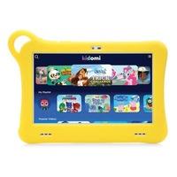 """Alcatel TKEE mini (8052) Gyerek tablet 7"""" kijelző, 16GB, Wi-Fi, fehér, ráadás sárga tokkal"""