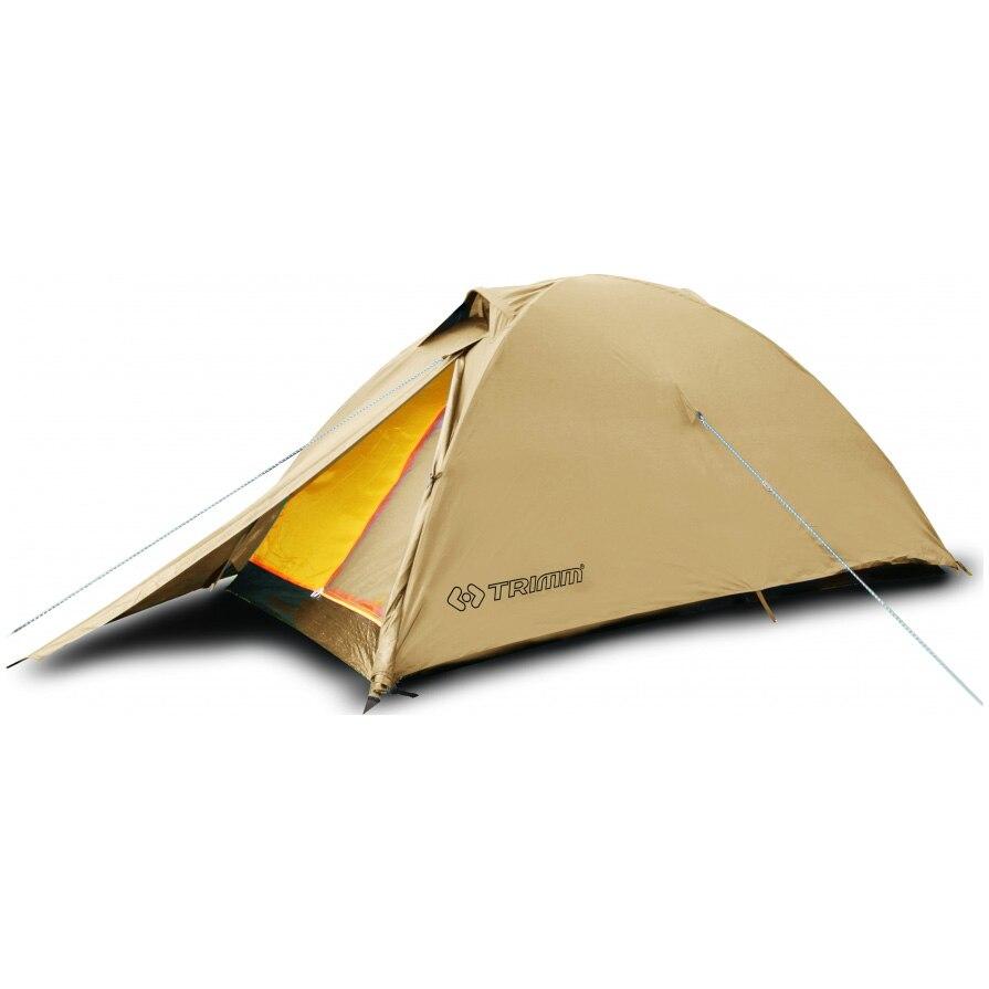 Fotografie Cort camping Trimm Duo, 2 persoane, Sand
