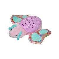 Robentoys® Plüss Zene Projektor Gyerekeknek, Pillangó alakú