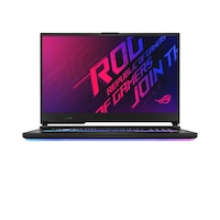 "Asus ROG Strix G17 G712LWS-EV019T 17.3"" FullHD 144Hz Gaming laptop, Intel® Core™ i7-10875H, 16GB, 1TB M.2 SSD, GeForce® RTX 2070 SUPER™ 8GB, Windows 10 Home, Magyar billentyűzet, Fekete"