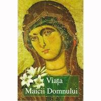 Viata Maicii Domnului - Arhim. Vasilios Bacoianis
