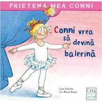 Conni vrea sa devina balerina, Liane Schneider, Eva Wenzel-Bürger