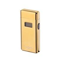 Запалка Pierre Cardin, MF104G, С USB, Златиста