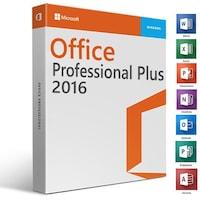 Microsoft Office Pro Plus 2016 (Digitális Kulcs)
