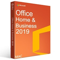 Microsoft Office Home Business 2019 PC/MAC Global