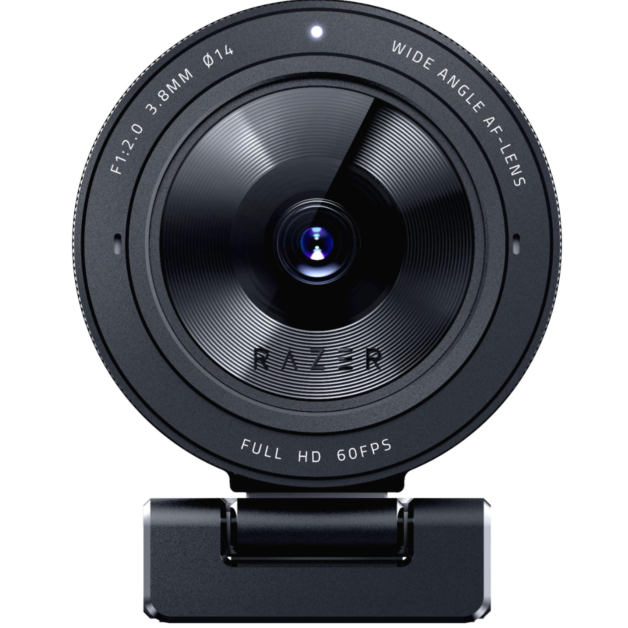 Fotografie Webcam Razer Kiyo Pro, FullHD 1080p, 60fps, HDR, Privacy Cover, USB 3.0