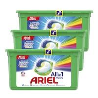 Ariel Touch of Lenor 3in1 mosókapszula, 3x33 db