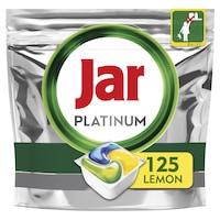 Jar Platinum Citrom mosogatógép tabletta, 125db