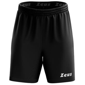 Zeus Bermuda Comfort rövidnadrág, Fekete, S-es
