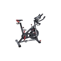 Bicicleta de Spinning SCHWINN IC8, Greutate utilizator 150 Kg, Suport tableta/smartphone, Suport sticla, Suport gantere, Bluetooth, USB