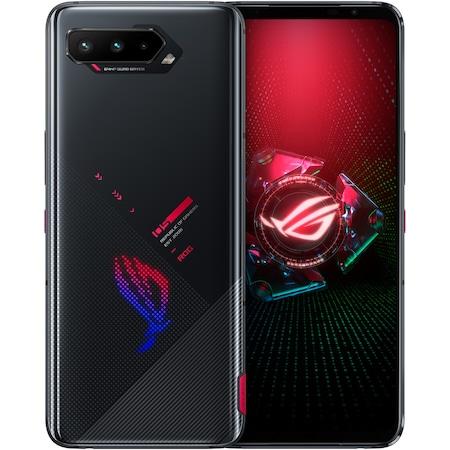 Telefon mobil ASUS ROG Phone 5, Dual SIM, 256GB, 16GB RAM, 5G, Black