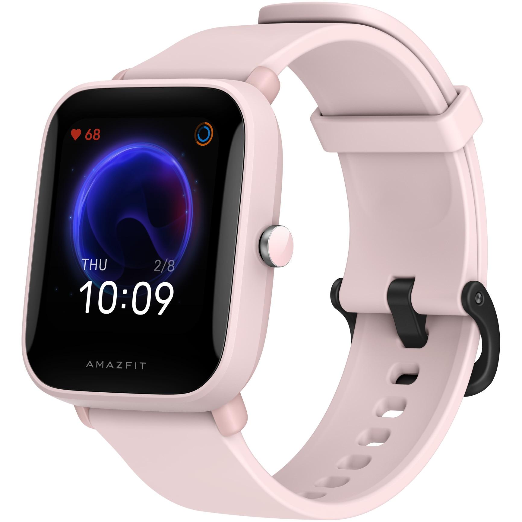 Fotografie Ceas smartwatch Amazfit Bip U, Pink
