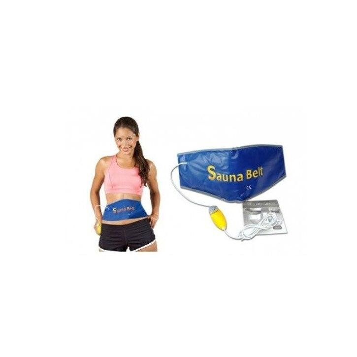 Elastice neopren slabit centura sănătate talie trupa slabire talie centura abdominala (albastru)