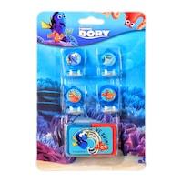 Комплект детски печати Dory EmonaMall W3809, Многоцветен/Син
