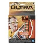 Боеприпаси Nerf - Ultra, 10 стрели със защитни очила