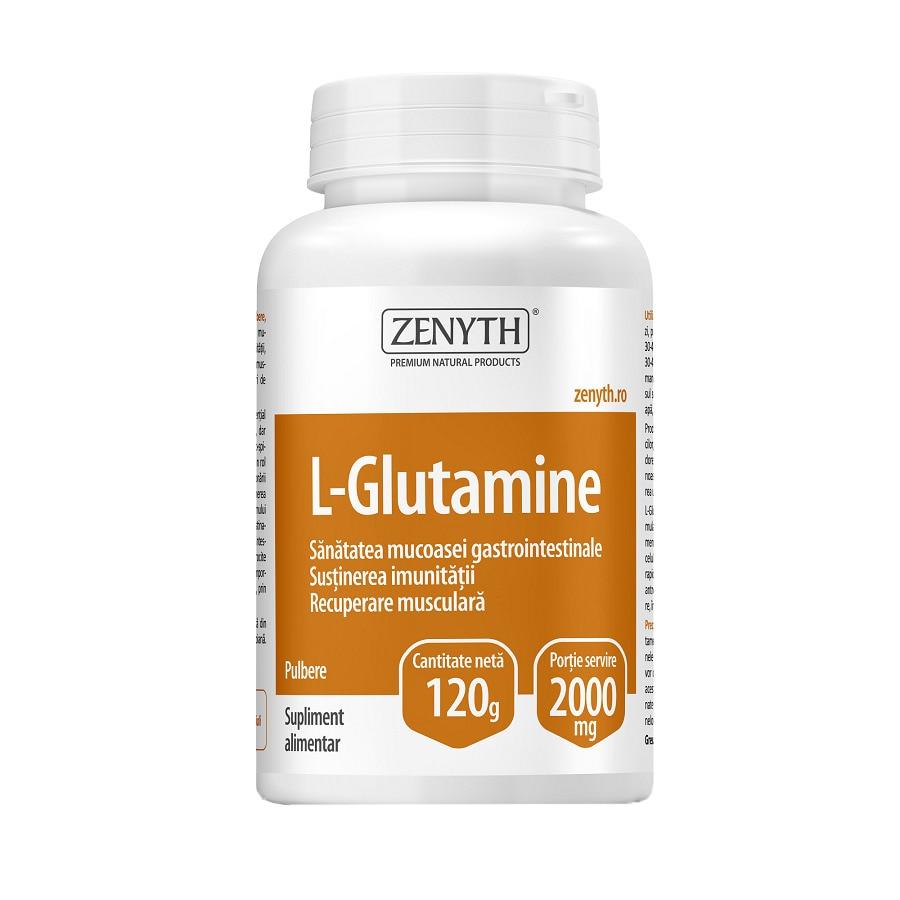 l glutamina pierde in greutate)